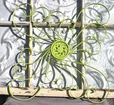 Wrought Iron Garden Decor Wrought Iron Garden Wall Decor Best Decoration Ideas For You