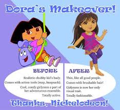 Dora The Explorer Meme - 5 children s characters that got controversial all grown up