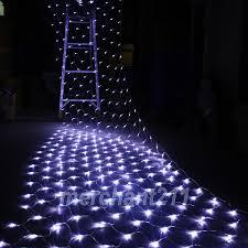 320 led 4 5m x 1 6m net lights mesh lighting