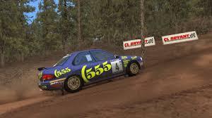subaru gc8 rally richard burns rally ngp ver4 3 subaru impreza gc8 555 grpa and