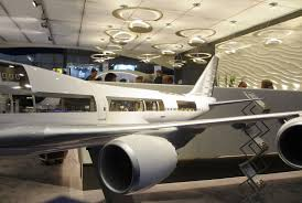 Private Jet Interiors Ebace Attendance Up For 2014 Aircraft Completion News