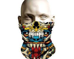 face mask winter etsy