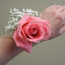 pink corsages for prom prom corsages aol image search results