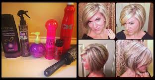 best brush for bob haircut how i style my hair inverted or stacked bob youtube