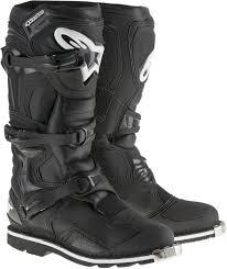good dirt bike boots alpinestars mens blacktech 1 at all terrain motocross dirtbike