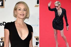 sharon stone is at 60 1 page six