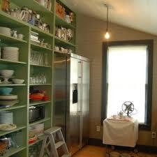 Wood Pantry Shelving by Decorating Rustik Kitchen Design With Rustic Wood Pantry Shelving