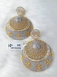 trendy earrings american diamond trendy earrings wholesale for women