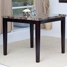 Overstock Dining Room Tables by Dining Tables Granite Top Dining Table Set Marble Top Kitchen