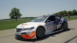 acura previews daytona prototype racer autoblog