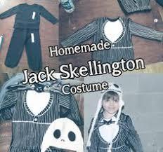 Jack Skellington Halloween Costume Kids Diy Jack Skellington Kid U0027s Costume Jack Skellington Kids