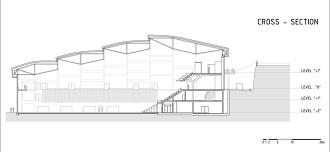 Floor Plan Of Auditorium Multipurpose Sports Hall Zatika Openbuildings