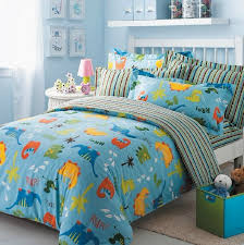 Twin Bed Comforter Sets For Boys Baby Dinosaur Bedding Sets For Boys All Modern Home Designs