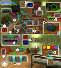 escape 10 magic rooms stage 6 game solver