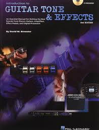 amazon com introduction to guitar tone u0026 effects a manual for