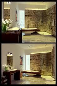Unique Bathroom Decorating Ideas  Examples Elegant - Unique bathroom designs