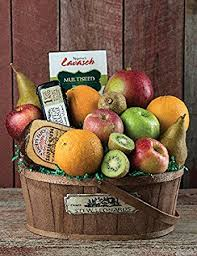 fruit and cheese gift baskets jumbo cheese fruit gourmet gift basket from stew