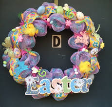 wreath ideas welcoming handmade easter wreath ideas you can diy to decorate your