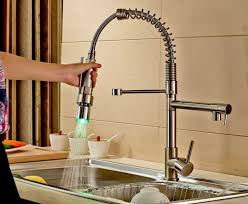 kitchen faucet nickel brushed nickel kitchen faucet with stainless steel sink apoc by