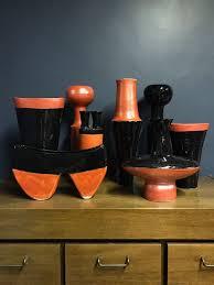Ikebana Vases Shapiro Collection Of Eight 8 Ikebana Vases Japanese Studio