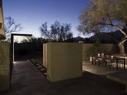 Midcentury Modernism - midcentury modernism in arizona garden design
