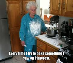 Cooking Meme - damn pinterest