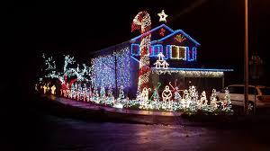 crockett fantasy of lights rainy oregon christmas home facebook
