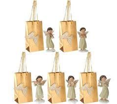 set of 5 musical with gift bags by valerie page 1 qvc