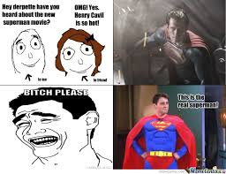 Super Man Meme - the only true superman by duds77 meme center