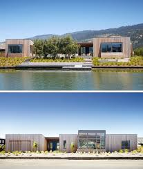 modern house california this modern house in california was designed with a hot tub next to