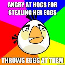 Angry Bird Meme - white angry bird memes quickmeme