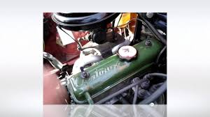 renault dauphine engine reparation renault dauphine 1959 youtube