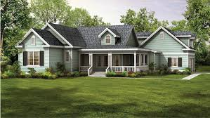 home plans with front porches country ranch house plans builderhouseplans