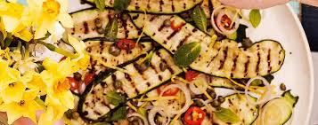 cuisin courgette courgette salad recipe asda living