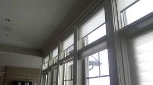 transom window roller blinds youtube