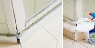 How To Clean Shower Door Tracks Clean Bathroom Tips For All The Forgotten Areas The