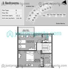 dorra bay version 2 floor plans justproperty com