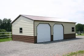 Prefab Metal Barns Carports Metal Garages Barns Steel Rv Carports Metal Buildings