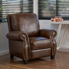 Faux Leather Recliner Best Of Leather Recliner Chairs With Alcott Hill Mullins Faux