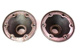 5 speed manual transmission axle flanges 100mm 85 92 vw jetta golf