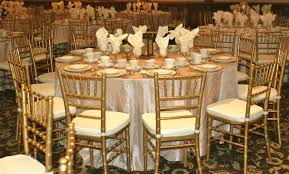 renting chairs for a wedding rental chair gold archives fort wayne weddings