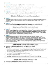 performance tester resume sonal mittal cv