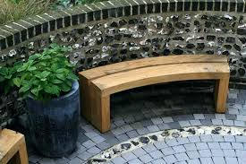 diy curved bench curved garden bench curved bench seating outdoor benches with back