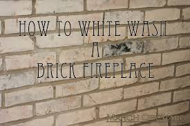 how to clean fireplace brick binhminh decoration