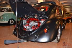volkswagen beetle 2013 modified 1960 vw ragtop beetle 2332cc engine featured at volksworld