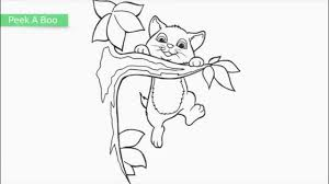 top 20 free printable cat coloring pages youtube