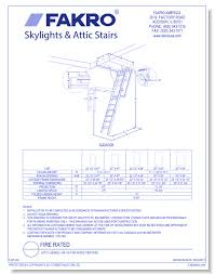 fakro america circulation and escape products cad drawings