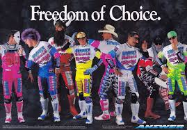 answer motocross gear part 2 of my moto gear history series on answer in the 1990s is up