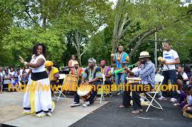intimate backyard paranda concert by garifuna musical group libana