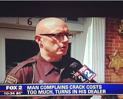 Crack Addict Meme - man turns his dealer in for overpriced drugs a very unsatisfied